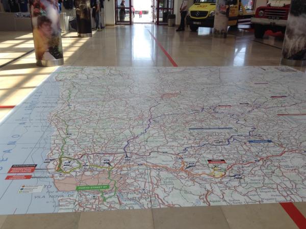 World Rally Championship in Porto