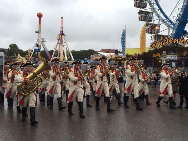 Oktoberfest: パレード