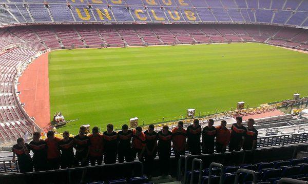 SKB: Camp Nou Tour