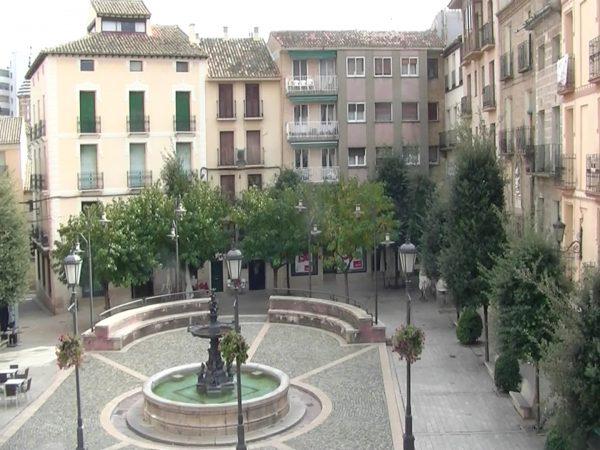 Borja - La Plaza Mayor