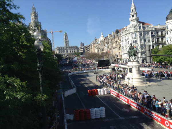 World Rally Championship in Porto