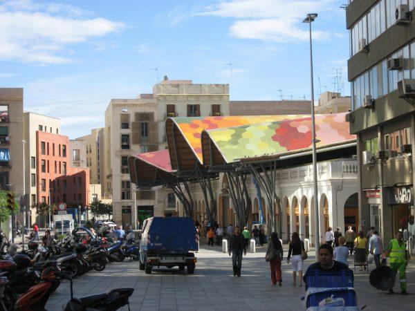 通りからの眺め photo by BocaDorada