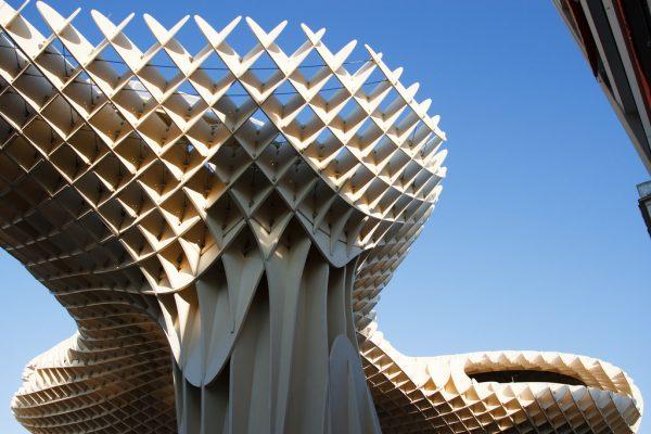 木部材の接合部 photo by mirsasha