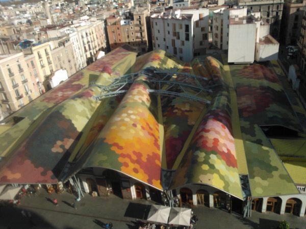 上部からの眺め photo by slipszenko