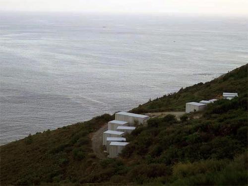 大西洋を望む納骨堂 photo by orppo