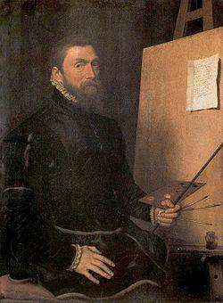 肖像画の巨匠アントニオ・モロ