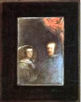 『ラス・メニーナス』に描かれているフェリペ4世