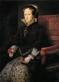 プラド美術館にあるメアリー1世の肖像画